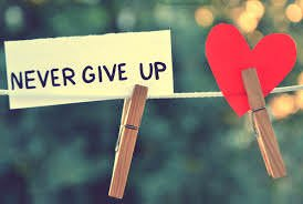 never give up on love - dating workshop