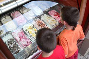 ice cream meet his children